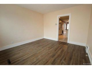 Photo 4: 1152 Garfield Street in WINNIPEG: West End / Wolseley Residential for sale (West Winnipeg)  : MLS®# 1408352