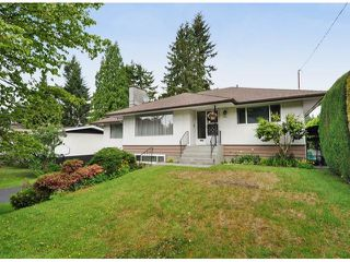 "Photo 1: 821 COTTONWOOD Avenue in Coquitlam: Coquitlam West House for sale in ""WEST COQUITLAM"" : MLS®# V1067082"