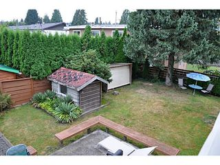 Photo 14: 3749 HAMILTON Street in Port Coquitlam: Lincoln Park PQ House for sale : MLS®# V1088203