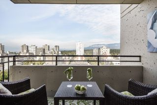 "Photo 9: 1504 1816 HARO Street in Vancouver: West End VW Condo for sale in ""Huntington Place"" (Vancouver West)  : MLS®# V1089454"
