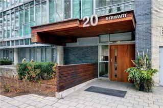 Photo 1: 5 20 Stewart Street in Toronto: Waterfront Communities C1 Condo for sale (Toronto C01)  : MLS®# C3127788
