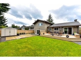 "Photo 20: 14410 CHARTWELL Drive in Surrey: Bear Creek Green Timbers House for sale in ""CHARTWELL"" : MLS®# F1439032"