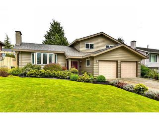 "Photo 1: 14410 CHARTWELL Drive in Surrey: Bear Creek Green Timbers House for sale in ""CHARTWELL"" : MLS®# F1439032"
