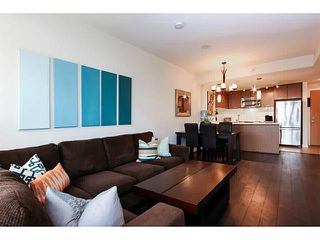 """Photo 8: 415 2321 SCOTIA Street in Vancouver: Mount Pleasant VE Condo for sale in """"SOCIAL"""" (Vancouver East)  : MLS®# V1121141"""