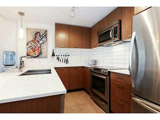 """Photo 5: 415 2321 SCOTIA Street in Vancouver: Mount Pleasant VE Condo for sale in """"SOCIAL"""" (Vancouver East)  : MLS®# V1121141"""