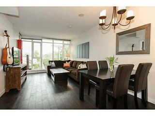 """Photo 9: 415 2321 SCOTIA Street in Vancouver: Mount Pleasant VE Condo for sale in """"SOCIAL"""" (Vancouver East)  : MLS®# V1121141"""