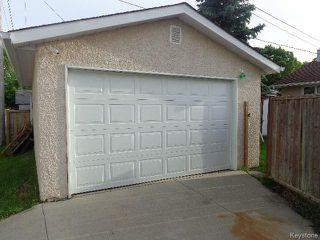 Photo 20: 531 Raquette Street in WINNIPEG: Westwood / Crestview Residential for sale (West Winnipeg)  : MLS®# 1514397