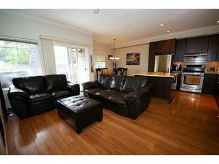 "Photo 4: 11 10711 NO 5 Road in Richmond: Ironwood Townhouse for sale in ""SOUTHWIND"" : MLS®# V1135931"