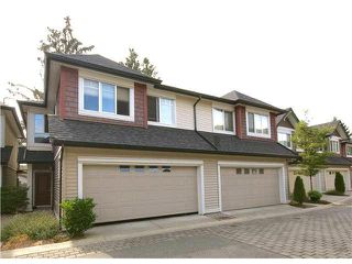 "Photo 1: 11 10711 NO 5 Road in Richmond: Ironwood Townhouse for sale in ""SOUTHWIND"" : MLS®# V1135931"