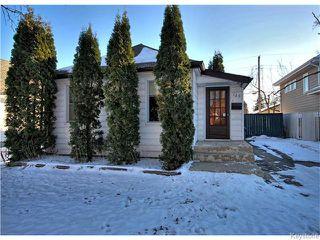 Photo 1: 120 St Vital Road in WINNIPEG: St Vital Residential for sale (South East Winnipeg)  : MLS®# 1526870