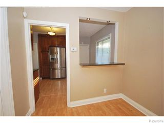 Photo 3: 120 St Vital Road in WINNIPEG: St Vital Residential for sale (South East Winnipeg)  : MLS®# 1526870