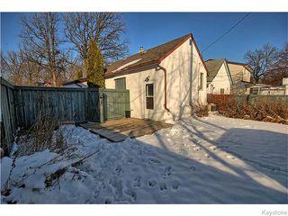 Photo 16: 120 St Vital Road in WINNIPEG: St Vital Residential for sale (South East Winnipeg)  : MLS®# 1526870
