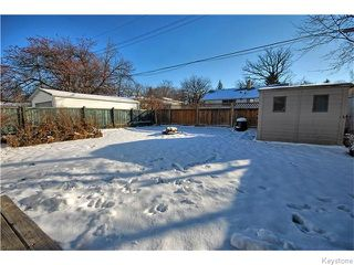 Photo 15: 120 St Vital Road in WINNIPEG: St Vital Residential for sale (South East Winnipeg)  : MLS®# 1526870