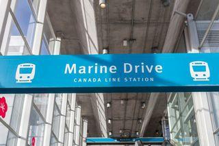 """Photo 2: 1102 489 INTERURBAN Way in Vancouver: Marpole Condo for sale in """"MARINE GATEWAY"""" (Vancouver West)  : MLS®# R2007967"""