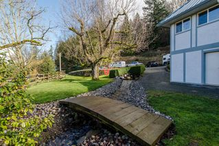 Photo 42: 41056 BELROSE Road in Abbotsford: Sumas Prairie House for sale : MLS®# R2039455
