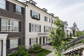 """Photo 1: 78 2469 164 Street in Surrey: Grandview Surrey Townhouse for sale in """"Abbey Road"""" (South Surrey White Rock)  : MLS®# R2075414"""