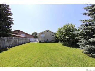 Photo 20: 187 Lynn Lake Drive in Winnipeg: Transcona Residential for sale (North East Winnipeg)  : MLS®# 1617335