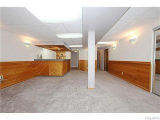 Photo 16: 187 Lynn Lake Drive in Winnipeg: Transcona Residential for sale (North East Winnipeg)  : MLS®# 1617335