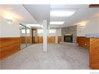 Photo 15: 187 Lynn Lake Drive in Winnipeg: Transcona Residential for sale (North East Winnipeg)  : MLS®# 1617335