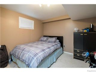 Photo 12: 39 Hobart Place in Winnipeg: St Vital Residential for sale (South East Winnipeg)  : MLS®# 1617792