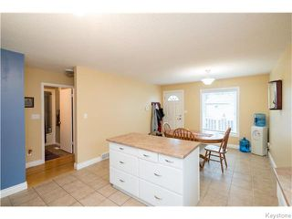 Photo 4: 39 Hobart Place in Winnipeg: St Vital Residential for sale (South East Winnipeg)  : MLS®# 1617792