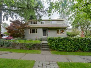 Photo 1: 3325 HIGHBURY Street in Vancouver: Dunbar House for sale (Vancouver West)  : MLS®# R2106208