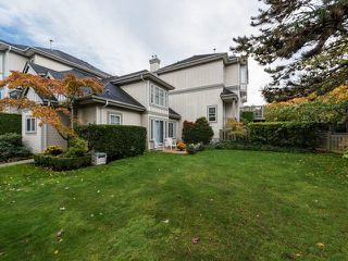 "Photo 19: 12 3880 WESTMINSTER Highway in Richmond: Terra Nova Townhouse for sale in ""MAYFLOWER"" : MLS®# R2117864"