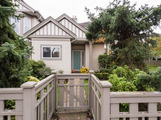 "Photo 20: 12 3880 WESTMINSTER Highway in Richmond: Terra Nova Townhouse for sale in ""MAYFLOWER"" : MLS®# R2117864"