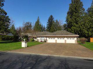 "Main Photo: 13 23100 129 Avenue in Maple Ridge: East Central House for sale in ""CEDAR RIDGE ESTATES"" : MLS®# R2156816"