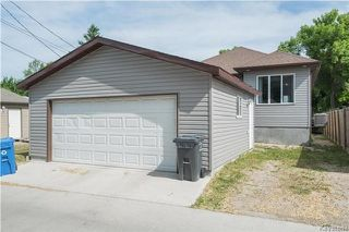 Photo 19: 830 Peake Avenue in Winnipeg: Mission Gardens Residential for sale (3K)  : MLS®# 1715212