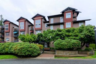 "Photo 1: 110 1140 STRATHAVEN Drive in North Vancouver: Northlands Condo for sale in ""Strathaven"" : MLS®# R2178970"