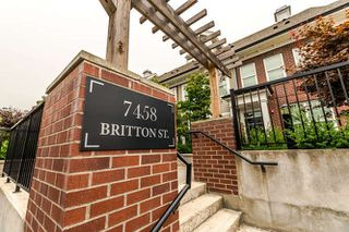 Photo 13: 45 7458 BRITTON Street in Burnaby: Edmonds BE Townhouse for sale (Burnaby East)  : MLS®# R2202502