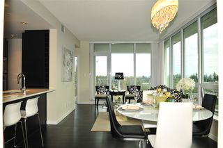 "Photo 6: 1105 5728 BERTON Avenue in Vancouver: University VW Condo for sale in ""ACADEMY"" (Vancouver West)  : MLS®# R2202781"
