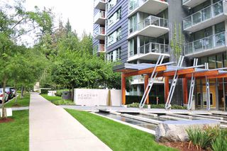 "Photo 11: 1105 5728 BERTON Avenue in Vancouver: University VW Condo for sale in ""ACADEMY"" (Vancouver West)  : MLS®# R2202781"