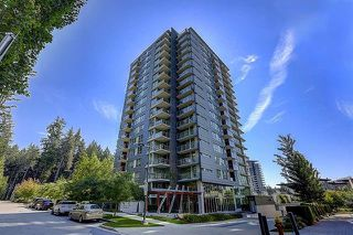 "Photo 1: 1105 5728 BERTON Avenue in Vancouver: University VW Condo for sale in ""ACADEMY"" (Vancouver West)  : MLS®# R2202781"