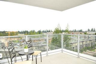 "Photo 10: 1105 5728 BERTON Avenue in Vancouver: University VW Condo for sale in ""ACADEMY"" (Vancouver West)  : MLS®# R2202781"