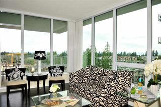 "Photo 4: 1105 5728 BERTON Avenue in Vancouver: University VW Condo for sale in ""ACADEMY"" (Vancouver West)  : MLS®# R2202781"