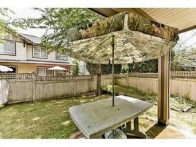 "Photo 2: 7 8778 159 Street in Surrey: Fleetwood Tynehead Townhouse for sale in ""AMBERSTONE"" : MLS®# R2205947"