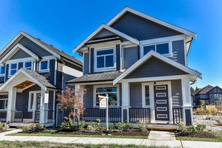 """Photo 1: 8224 204 Street in Langley: Willoughby Heights House for sale in """"Yorkson"""" : MLS®# R2208932"""