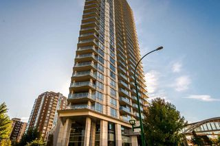 "Photo 1: 902 4808 HAZEL Street in Burnaby: Forest Glen BS Condo for sale in ""CENTRE POINT"" (Burnaby South)  : MLS®# R2210300"
