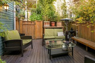 Photo 26: 849 KEEFER STREET in Vancouver: Mount Pleasant VE Townhouse for sale (Vancouver East)  : MLS®# R2204383