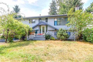 "Photo 1: 3603 HUGHES Place in Port Coquitlam: Woodland Acres PQ House for sale in ""WOODLAND ACRES"" : MLS®# R2218450"