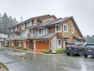 "Main Photo: 43 23651 132 Avenue in Maple Ridge: Silver Valley Townhouse for sale in ""MYRON'S MUSE"" : MLS®# R2237190"