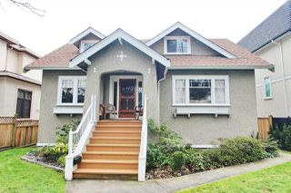 Photo 1: 2984 W 39TH Avenue in Vancouver: Kerrisdale House for sale (Vancouver West)  : MLS®# R2242360