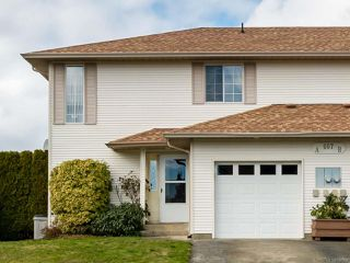 Photo 1: A 607 Bunting Pl in COMOX: CV Comox (Town of) Half Duplex for sale (Comox Valley)  : MLS®# 780090