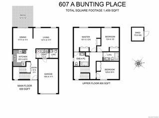 Photo 9: A 607 Bunting Pl in COMOX: CV Comox (Town of) Half Duplex for sale (Comox Valley)  : MLS®# 780090