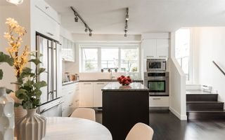 Main Photo: 219 1961 COLLINGWOOD STREET in Vancouver: Kitsilano Townhouse for sale (Vancouver West)  : MLS®# R2241211