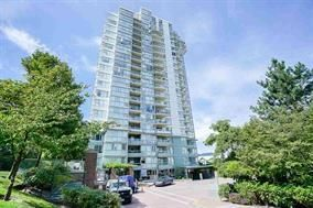 "Photo 1: 1801 235 GUILDFORD Way in Port Moody: North Shore Pt Moody Condo for sale in ""SINCLAIR AT NEWPORT VILLAGE"" : MLS®# R2249869"