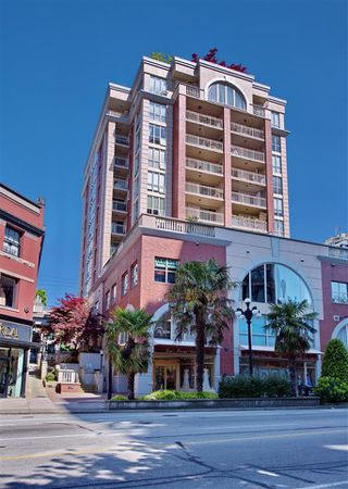 Photo 1: 903 680 CLARKSON Street in New Westminster: Downtown NW Condo for sale : MLS®# R2250922