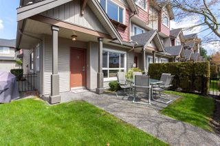 "Photo 2: 35 7733 HEATHER Street in Richmond: McLennan North Townhouse for sale in ""HEARTHSTONE"" : MLS®# R2258011"